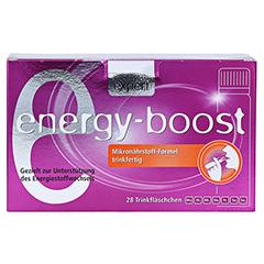 ENERGY-BOOST Orthoexpert Trinkampullen 28x25 Milliliter - Vorderseite