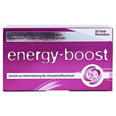 ENERGY-BOOST Orthoexpert Trinkampullen 28x25 Milliliter - Oberseite
