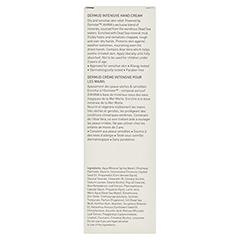 Ahava Dermud Intensiv Hand Cream 100 Milliliter - Rückseite