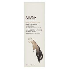 Ahava Dermud Intensiv Hand Cream 100 Milliliter - Vorderseite