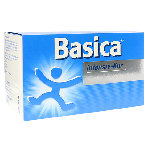 Basica Intensiv-Kur Ampullen/Kapseln/Granulat 1 Stück