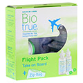 BIOTRUE All in one Lösung Flight Pack 2x60 Milliliter
