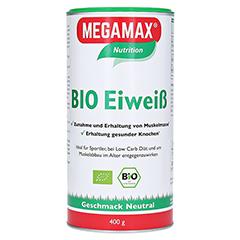 BIO EIWEISS Neutral Megamax Pulver 400 Gramm