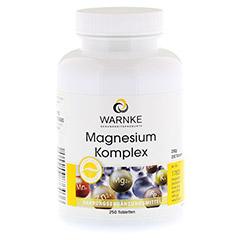MAGNESIUM KOMPLEX Tabletten 250 Stück