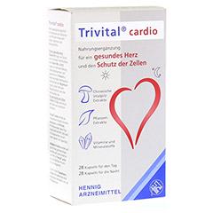 TRIVITAL cardio Kapseln 56 Stück