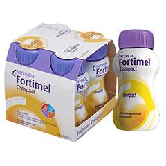 FORTIMEL Compact 2.4 Aprikosengeschmack 4x125 Milliliter
