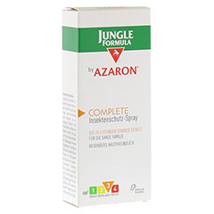 JUNGLE Formula by AZARON COMPLETE Spray 75 Milliliter