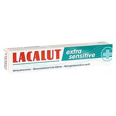 LACALUT extra sensitive Wirkzahncreme 75 Milliliter