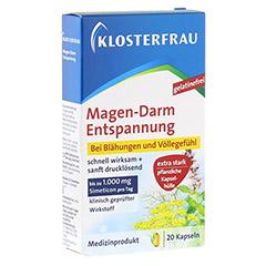 KLOSTERFRAU Magen-Darm Entspannung Kapseln 20 Stück