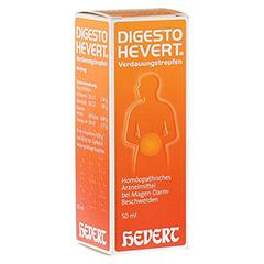 DIGESTO Hevert Verdauungstropfen 50 Milliliter N1