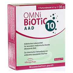 OMNI BiOTiC 10 AAD Pulver 7x5 Gramm