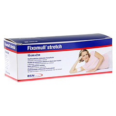 FIXOMULL stretch 15 cmx2 m 1 Stück