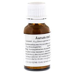 AURUM METALLICUM C 30 Globuli 15 Gramm N1