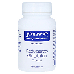 PURE ENCAPSULATIONS reduziertes Glutathion Kapseln 60 Stück