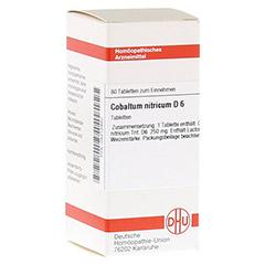 COBALTUM NITRICUM D 6 Tabletten 80 Stück N1