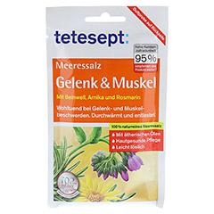 TETESEPT Meeressalz Gelenk+Muskel 80 Gramm