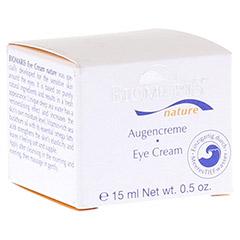 BIOMARIS Augencreme nature 15 Milliliter