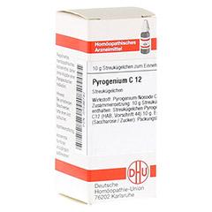 PYROGENIUM C 12 Globuli 10 Gramm N1
