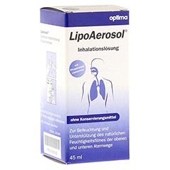 LIPOAEROSOL liposomale Inhalationslösung 45 Milliliter