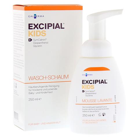 EXCIPIAL Kids Wasch-Schaum 250 Milliliter