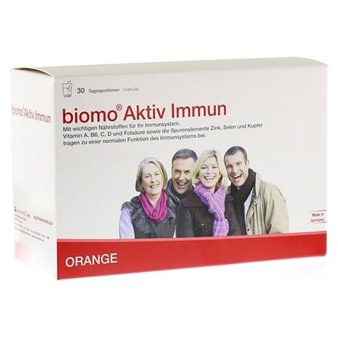 BIOMO Aktiv Immun Granulat 30 Stück