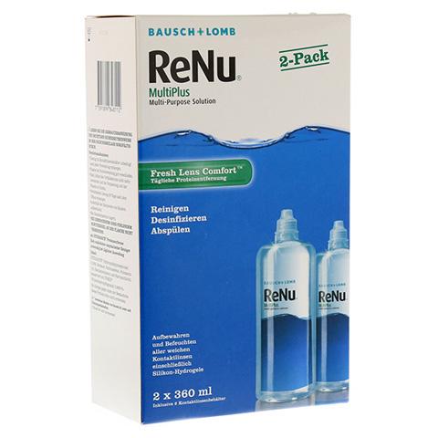 RENU MultiPlus 2er Pack Flaschen 2x360 Milliliter