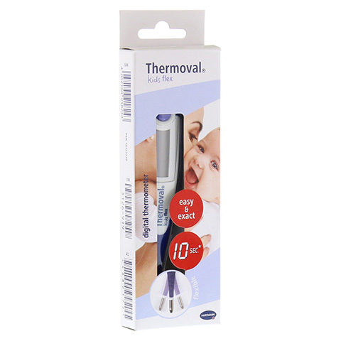 THERMOVAL kids flex digitales Fieberthermometer 1 Stück