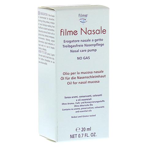 FILME Nasale Nasenöl 20 Milliliter