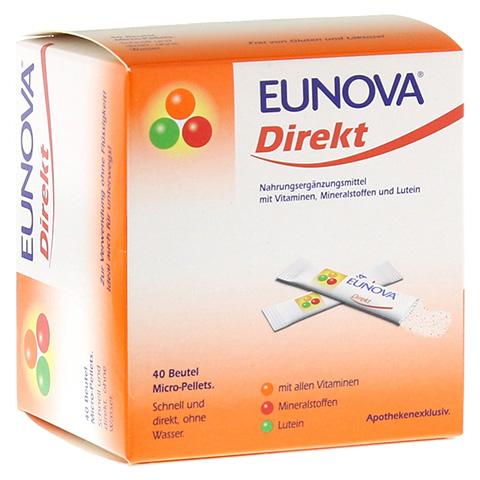 EUNOVA Direkt Sticks 40 Stück