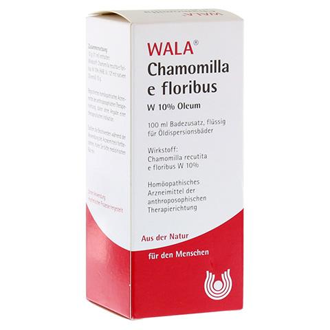 CHAMOMILLA E FLOR. W 10% Oleum 100 Milliliter