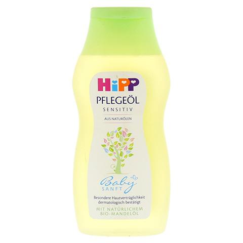 HIPP Baby SANFT Pflege Öl 200 Milliliter