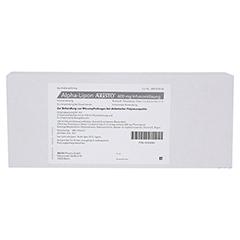 ALPHA LIPON Aristo 600 mg Infusionslösung 5x100 Milliliter N1 - Vorderseite