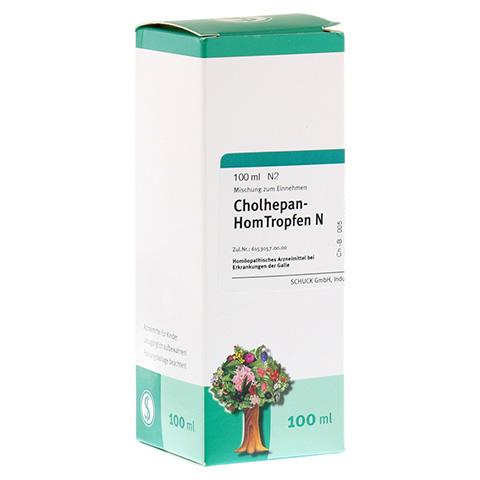 CHOLHEPAN-HomTropfen N 100 Milliliter N2