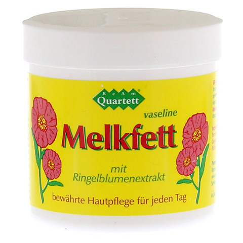 MELKFETT MIT Ringelblume ReAm Quartett Creme 250 Milliliter
