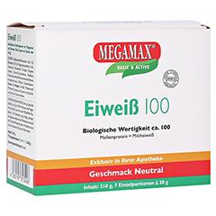 EIWEISS 100 Neutral Megamax Pulver 7x30 Gramm