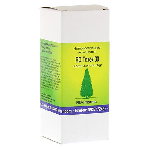 RD TOXEX 30 Tropfen 100 Milliliter N2