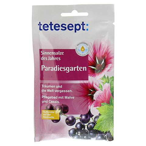 TETESEPT Sinnensalz Paradiesgarten 60 Gramm