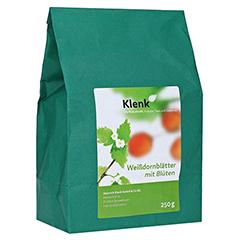 Weißdornblätter mit Blüten Tee 250 Gramm