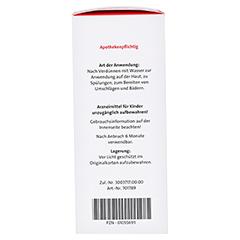 KALIUMPERMANGANAT-LÖSUNG 1% SR 100 Gramm N1 - Linke Seite