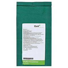 PFEFFERMINZBLÄTTER Tee 250 Gramm - Rückseite
