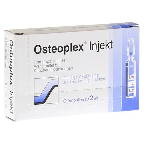 OSTEOPLEX Injekt Ampullen 5 Stück N1