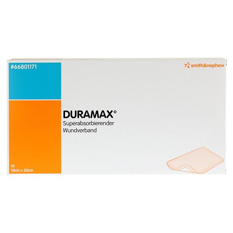 DURAMAX Wundverband 10x20 cm 10 Stück