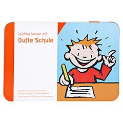 DUFTE SCHULE Set inkl.Geschenkdose+Öl 1 Packung - Vorderseite