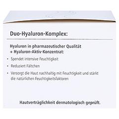 medipharma Hyaluron Tagespflege Riche LSF 15 50 Milliliter - Rechte Seite