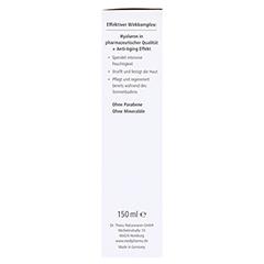 HYALURON SONNENPFLEGE Körper Creme LSF 50+ 150 Milliliter - Rechte Seite