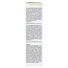 Exfoliac Getönte Bb-creme hell 30 Milliliter - Linke Seite