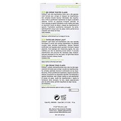 Exfoliac Getönte Bb-creme hell 30 Milliliter - Rückseite