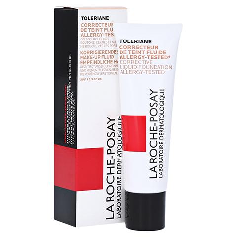 La Roche-Posay Toleriane Korrigierendes Make-up Fluid mit LSF 25 Beige Claire Nr. 11 30 Milliliter