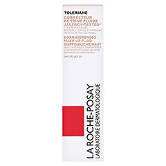 La Roche-Posay Toleriane Korrigierendes Make-up Fluid mit LSF 25 Beige Claire Nr. 11 + gratis La Roche Posay Toleriane Sensitive 15 ml 30 Milliliter - Vorderseite