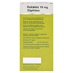 Dulcolax 30 Stück N3 - Rückseite